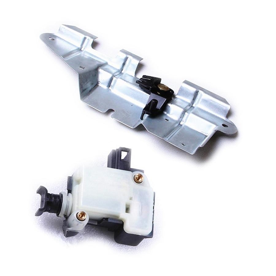 Tuke Qty 2 Oem Latch Bracket Servo Motor For Vw Jetta