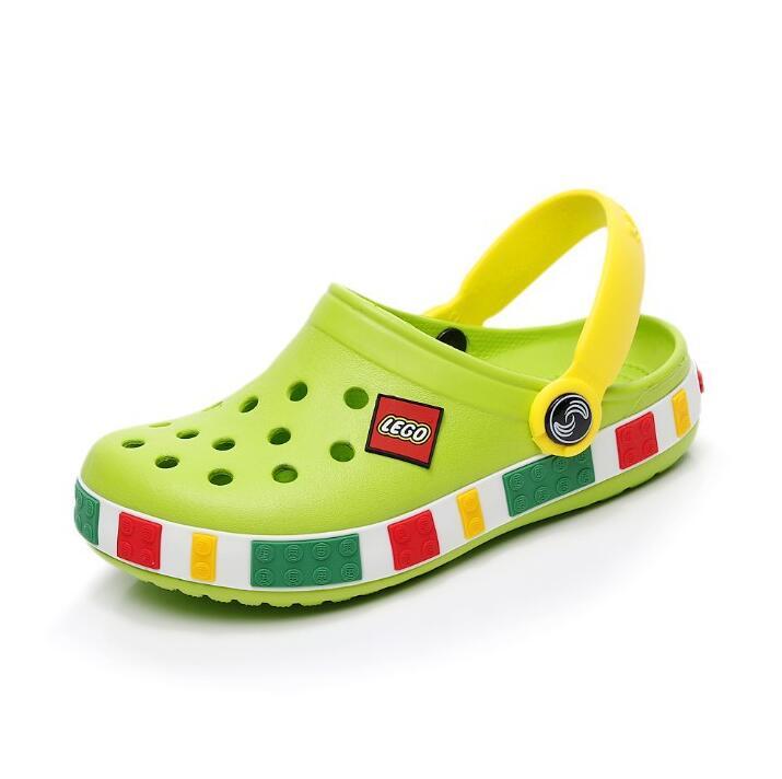2019-toddler-summer-style-brand-children's-sandals-3d-cartoon-boys-girls-beach-slippers-kids-shoes-sandal