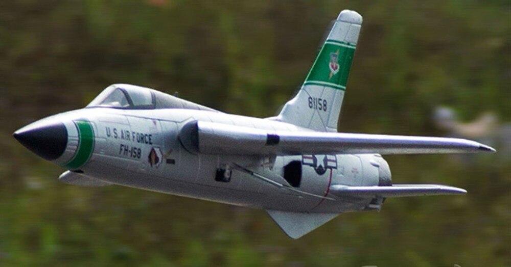 EPO RC plane RC airplane RC MODEL HOBBY TOY NEW 64MM EDF FREEWING F-105 THUNDERCHIEF JET PLANE ( KIT SET OR PNP SET VERSION)