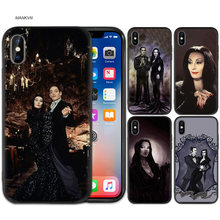 Bride of Frankenstein Black Rubber Soft TPU Silicone Case Cover for iPhone X XS XR XS 11 11Pro Max 7 8 6 6S 5 5S 5C SE Plus Case(China)