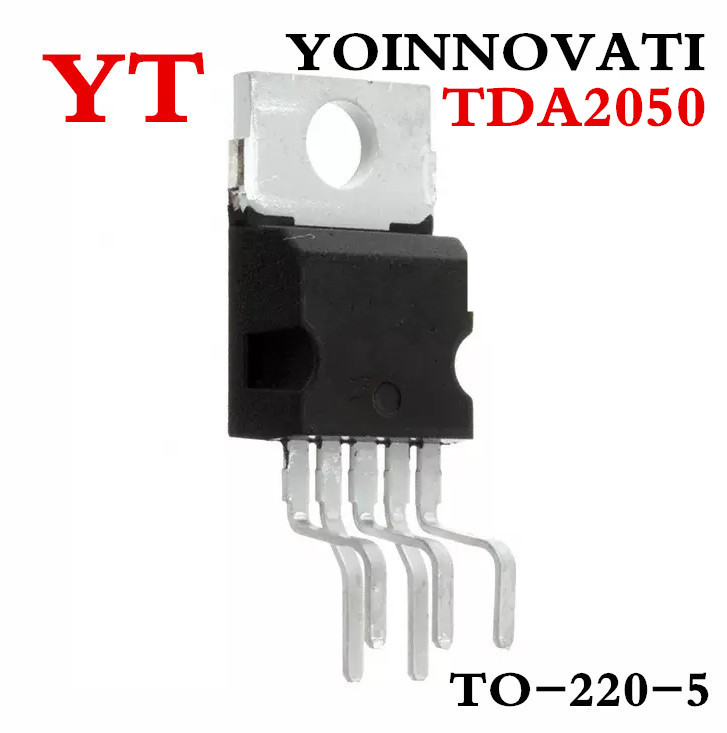 Free shipping 100PCS/LOT TDA2050 IC AMP AUDIO PWR Best quality