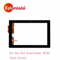 High Quality 10 1 For Asus Eee Pad Transformer TF101 Touch Screen Digitizer Sensor Outer Glass