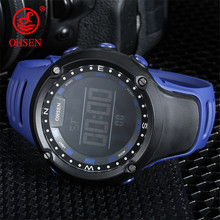 OHSEN Famous Luxury Brand Men's Sport Watches Stop Watch Men Waterproof Digital Watch Male Military Clock Fashion Relojes Hombre(China)