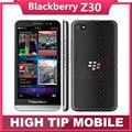 Abierto original de blackberry z30 teléfono móvil 8.0mp cámara 5 pulgadas de pantalla táctil de doble núcleo 16 gb rom 2g/3g/4g red reformado