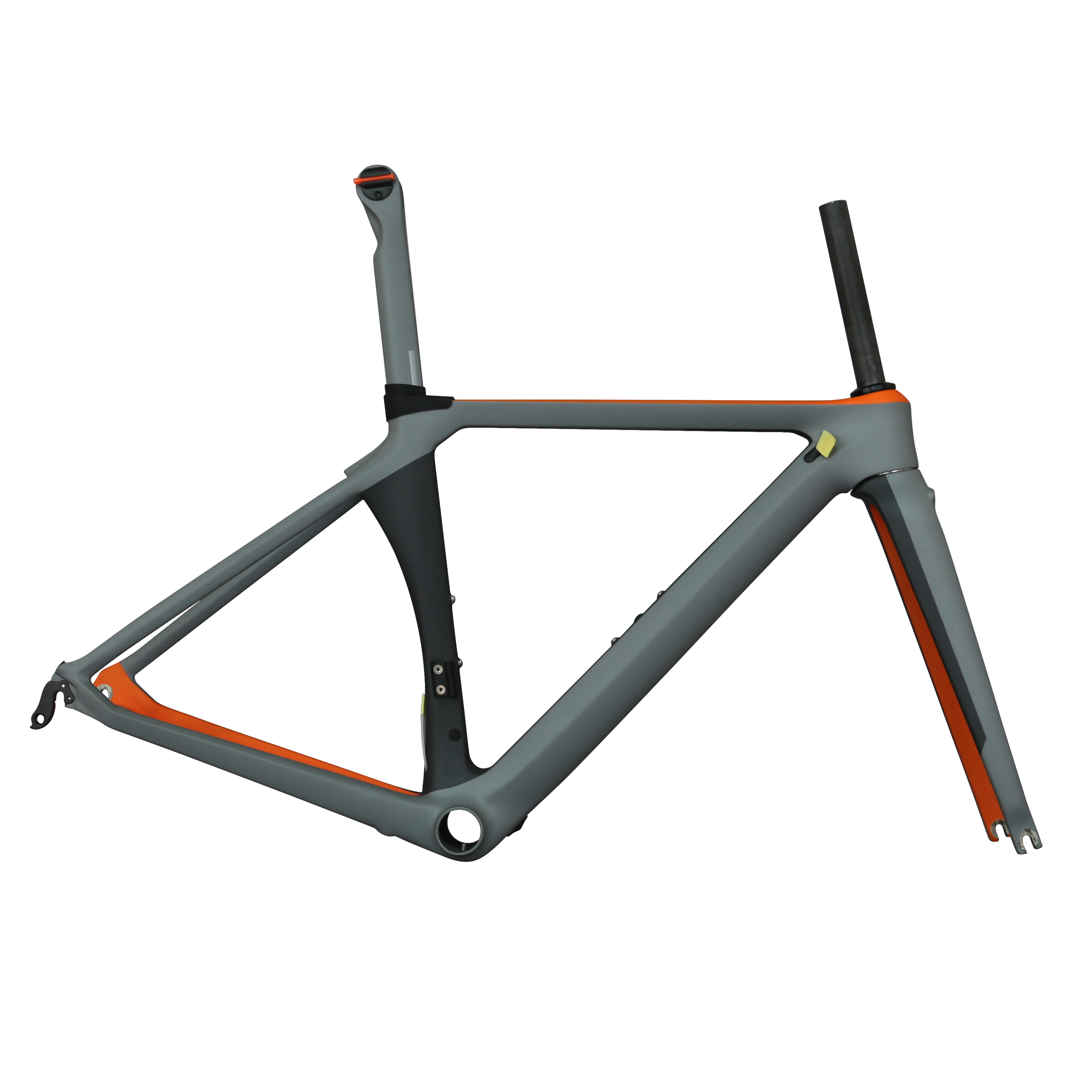 Di2 Compatible High Modulus Toray T800 Carbon Fiber Aero Carbon Road Bike Frame Custom Frame Tt-x8