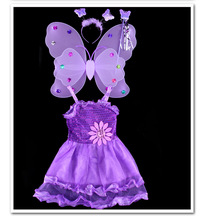 Fashion christmas dress girls party accessories children s halloween costumes for girls party dress kids cute