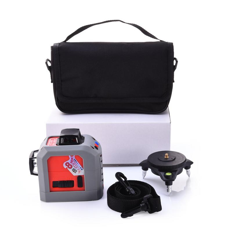 Xeast 12 Lines Green Laser Level Meter 3D Laser Level 360 Rotary Wall Multi Line Automatic Self-Leveling Laser Level все цены