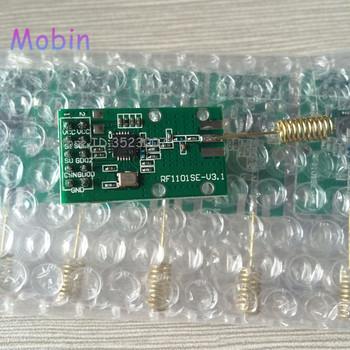 1 sztuk partia Hot 868 M 915 MHZ moduł bezprzewodowy CC1101 bezprzewodowa transmisja danych moduł tranissmsion darmowa wysyłka tanie i dobre opinie Cyfrowy-to-Analogowy Konwerter (DAC) Pakiet 1 W25Q WIFI