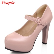 Spring 2015 fashion shoes, sexy and comfortable high-heeled shoes, head women's high-heeled shoes 32-43