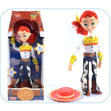 Hot Toy Story 4 Woody Jessie fonación decoración educativa regalo PVC figura  de acción juguete modelo coleccionable 40 cm L353 3be322bbbbc