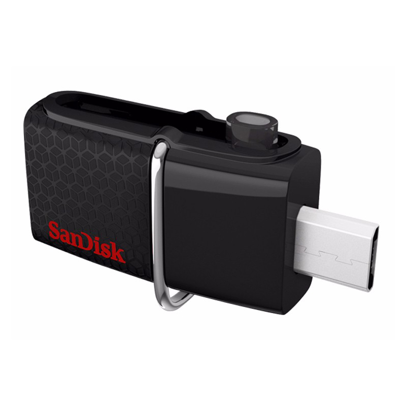 SanDisk usb флэш-диск ultra Dual OTG USB3.0 рукоять 150 м/с U диска 32 ГБ для смартфонов и Планшеты и компьютерами Windows и Mac sddd2