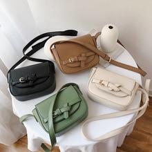 women's bag 2019 new fashion retro saddle bag wide shoulder strap bag