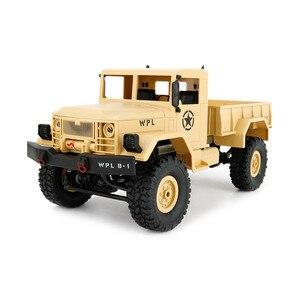 DIY Remote Control Car Toys 1/