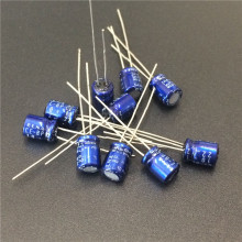 50pcs 22uF 10V ELNA CE-BP 5x7mm 10V22uF Bipolar Audio Capacitor