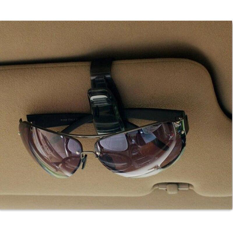 Auto Fastener Card ticket glasses clip for vw passat mazda 5 Shkoda Rapid subaru xv a priori bmw e46 Volkswagen polo megane 3 hypersonic ticket spring clip for vehicle