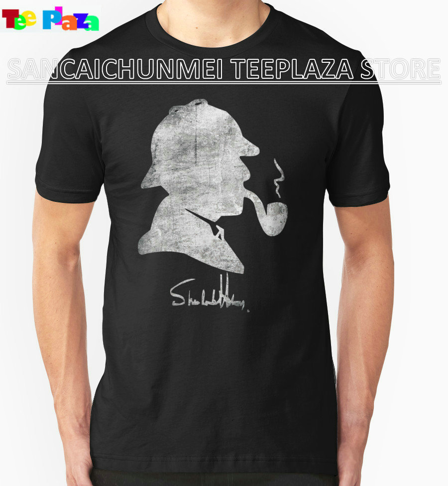 Design t shirts and sell online - Teeplaza Online T Shirt Design Men S Design Crew Neck Short Sleeve World S Greatest Detective T Shirts