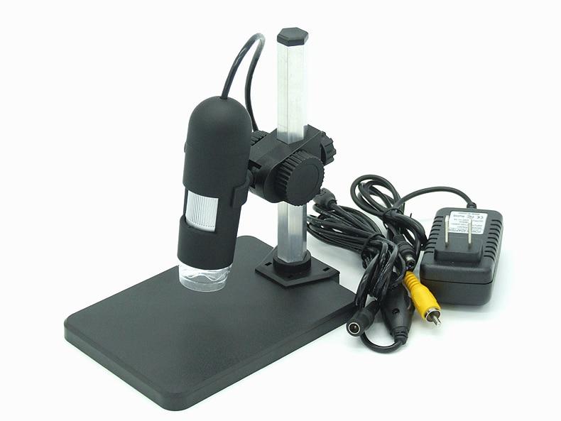 HD 2MP 1-50/400x/800x/ 1200X/2000X AV Handheld Endoscope Video Microscope цена