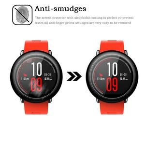Image 3 - 5/10 sztuk/paczka miękkie osłona na ekran z tpu dla Xiaomi Huami Amazfit tempo smart watch inteligentny zegarek sportowy ochronna akcesoria foliowe