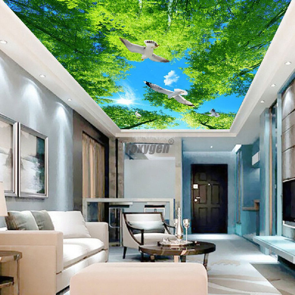 Nature Designs Digital Printed And Uv Printing False And Suspended Ceiling Pop Ceiling Pvc Stretch Ceiling Panel Design Suspended Ceiling Pvc Panelpanel Pvc Aliexpress