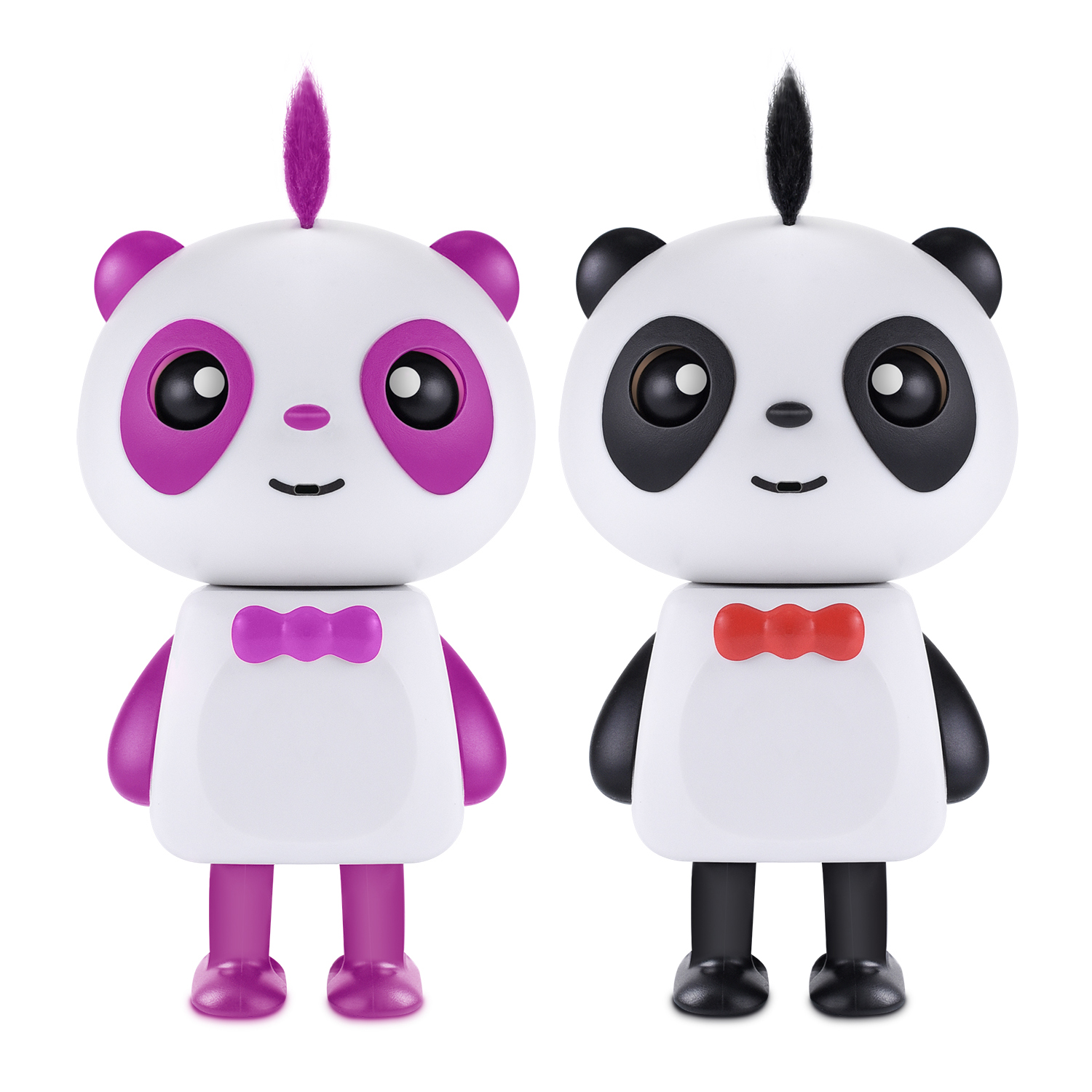 Cute Swing Body Panda Vocal Musical Toy Sound Toys Kids Sleep Music Player Baby Interactive Panda Fun Birthday Gift Bluetooth