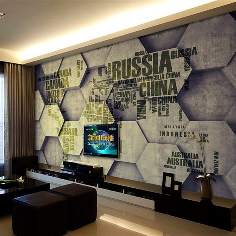 decals modern yellow murals idecoroom idcwp room ball art decor paper print hollow mural collections wall