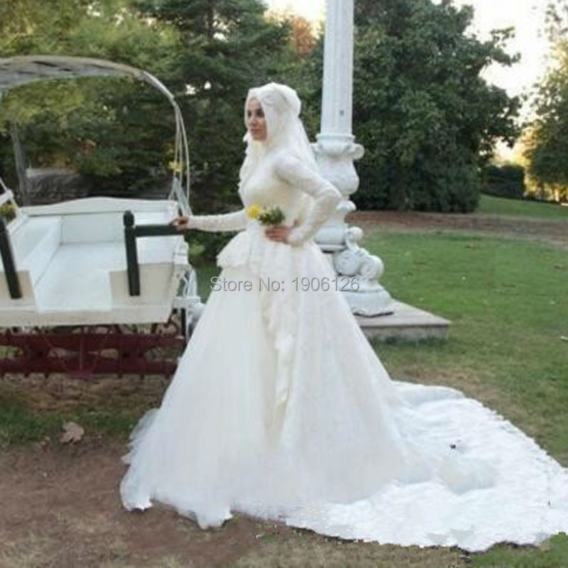cheap muslim wedding dresses