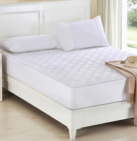 cotton fitted sheet queen 120x200 135x200 150x200 150x190 180x200 200x220 protective cover With the rubber High quality