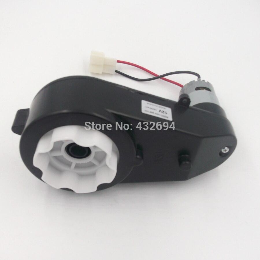 Buy Rs550 Motor Gear Box Gear 6v 12v