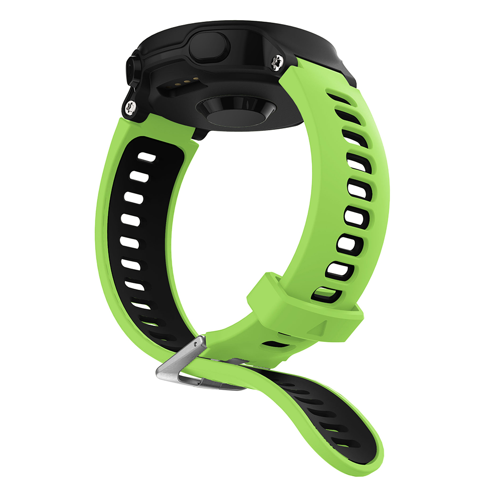 New Wrist Strap for Garmin Forerunner 220 230 235 630 620 735XT Watch With Tools Pins Outdoor Sports Silicone Watch Band Strap in Watchbands from Watches