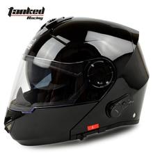 2015 новое прибытие cascos musica capacetes мотоциклетный шлем moto с bluetooth домофон Origine флип шлем с двумя объективами ЕЭК