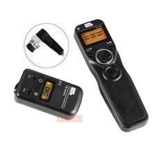 Pixel TW-283 DC0 Беспроводной таймер Спусковое устройство затвора Дистанционное управление для Nikon D810A D810 D800E D800 D700 D500 D300S D300 D200 D5 D4