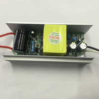 High PF 3000mA 100W DC 30V 36V Current Dimmable Isolated Constat Current LED Driver For 100w