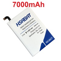HSABAT 100 New 7000mAh Battery For Ulefone Power Batteries