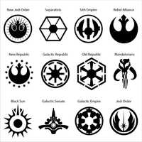 Star Wars Car Stickers Window Decal Vinyl Car Decals Car Rear windshield T103