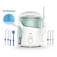 Top Sale Water Flosser Professional Oral Irrigator with UV Sterilizer,Family THZY Adjustable Pressure Setting Dental Water Jet