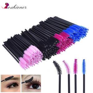 6ef9a9023bd Make Up tool Disposable Eyelash Brush Lip Brush Lash Extension Mascara  Applicator
