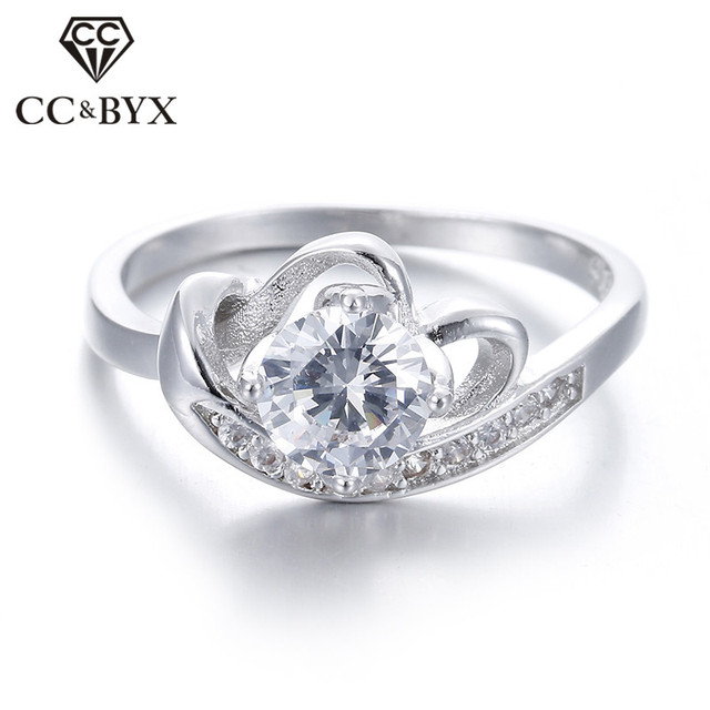 Fine Las Ring Wedding Band Women Jewellery Vintage Engagement Rings For Cz Jewelry Anillos