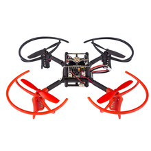 SunFounder 6D-Box MWC Multiwii Mini Drone Quadcopter DIY Starter Kit 380mah Lipo Battery 720 Motor (No transmitter control)
