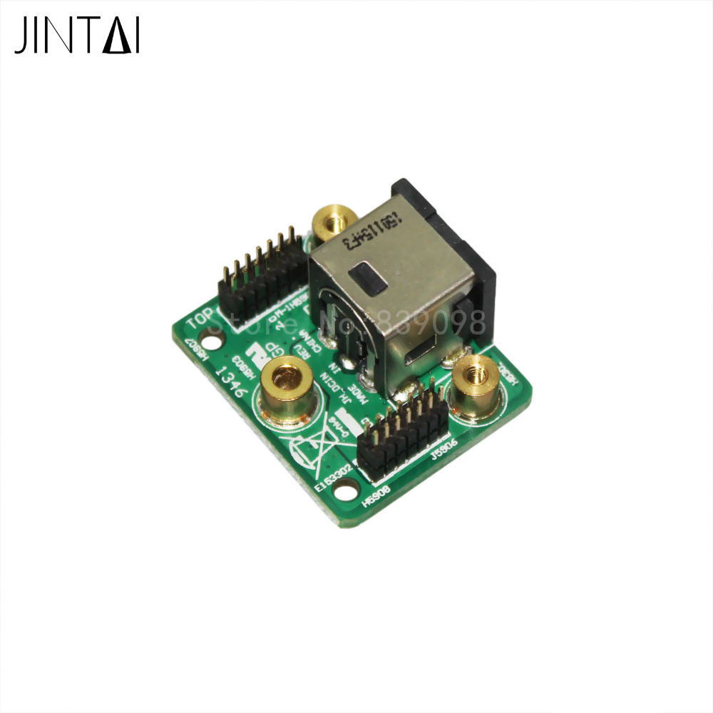 JINTAI DC Power Jack Board FOR ASUS ROG G750 2014 G750JH G750JH-DB72-CA G750JZ-DB73-CA G751JT-CH71 G751JZ-T4023H 60NB0180-DC1020