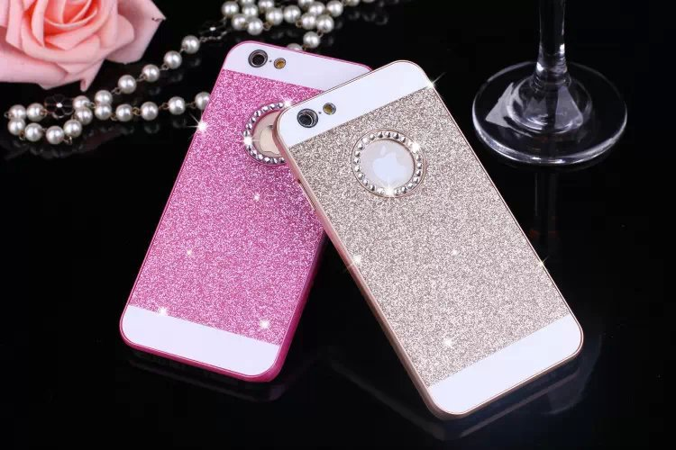 369c4361ffc YUETUO luxury case for apple iphone 5 5s se acrylic pink pc cover for  iphone5 s phone accessories bags Material i cases & covers - TakoFashion -  Women's ...