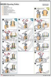 Image 4 - Icetoolz Tool Xe Đạp E291 Chịu Lực Kéo Cho Cho BB30, BB86 BB92 Cho Campagnolo Cực Mô Men Xoắn Chịu Lực Cốc 40 45Mm Sửa Chữa Xe Đạp