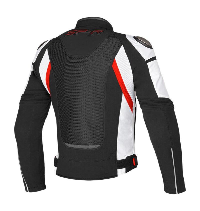 Moto Racing Dain Super vitesse Textile veste Moto veste d'équitation doublure en coton amovible - 3