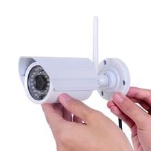 IP digital camera wifi wi-fi ONVIF HD 720P three.6mm lens mini digital camera Bulit IR-CUT Filter CCTV residence video safety surveillance cam