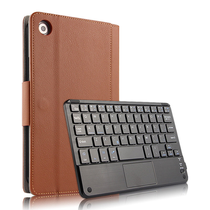 Case For Huawei Mediapad M5 8.4 Wireless Bluetooth keyboard Protective Cover m5 8.4 SHT-AL09 SHT-W09 8.4 Tablet PU Leather Case touchpad bluetooth case for huawei mediapad m5 8 4 inch sht w09 sht al09 tablet pc for huawei mediapad m5 8 4 keyboard case