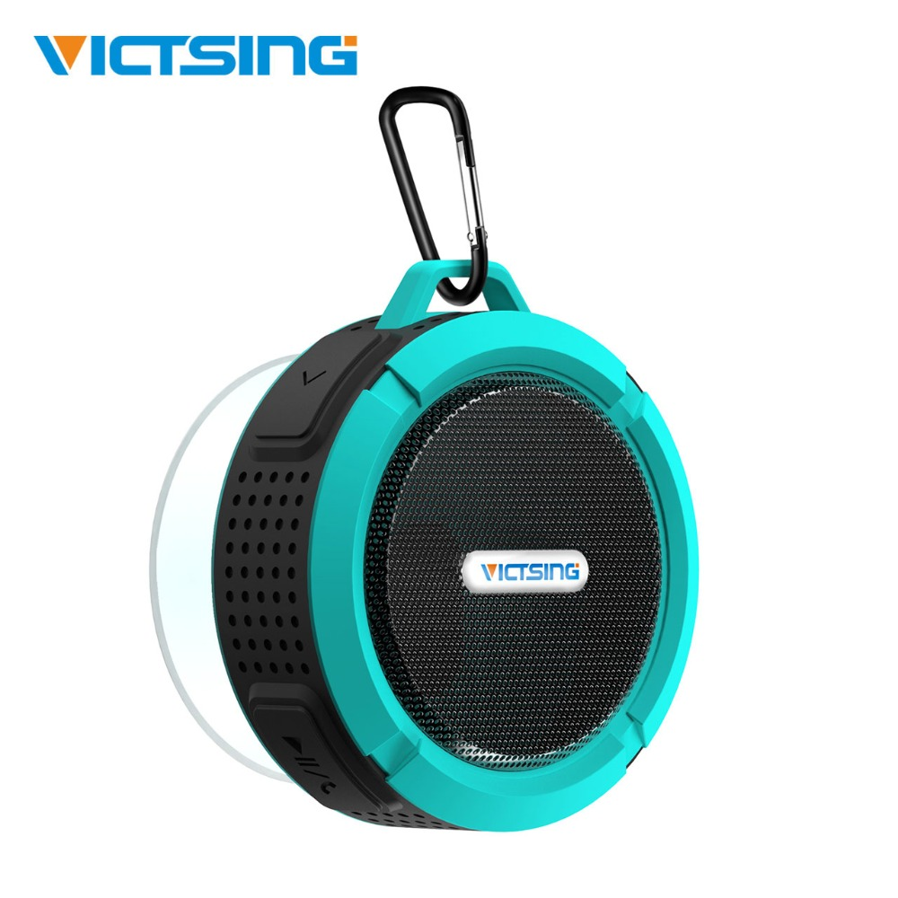 Wireless Bluetooth Speaker Hands Free Speakers With Microphone Portable Waterproof Outdoor Speaker For Iphone XS/X/8/7