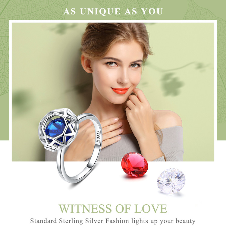 925 sterling silver jewelry rings
