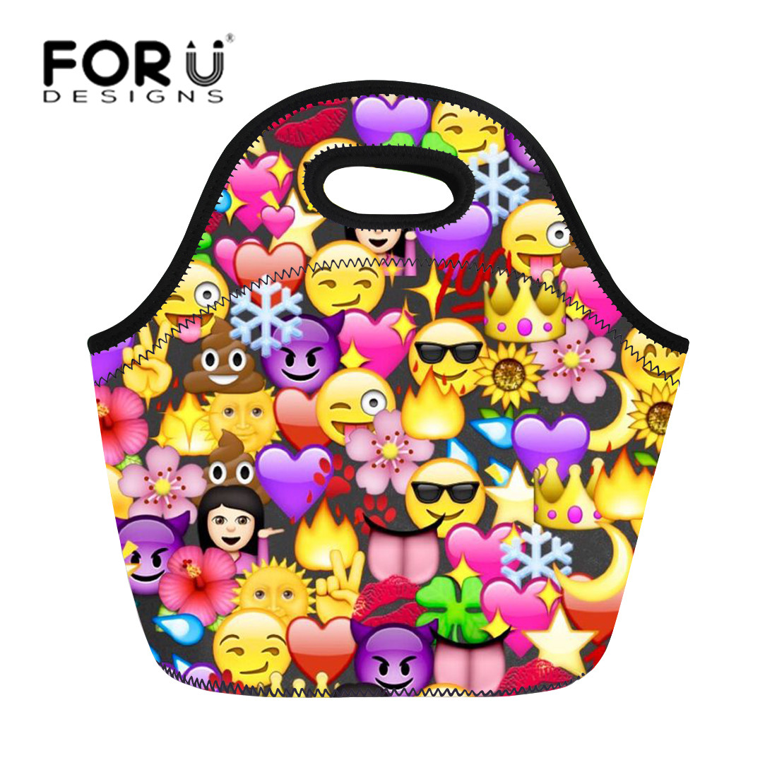 Functional Bags Beautiful Forudesigns Lunch Bag Thermal Lunch Box Women Handle Bags Tote Storage For Kids Girls Corgi School Lancheira Escolar Keep Worm Beautiful In Colour