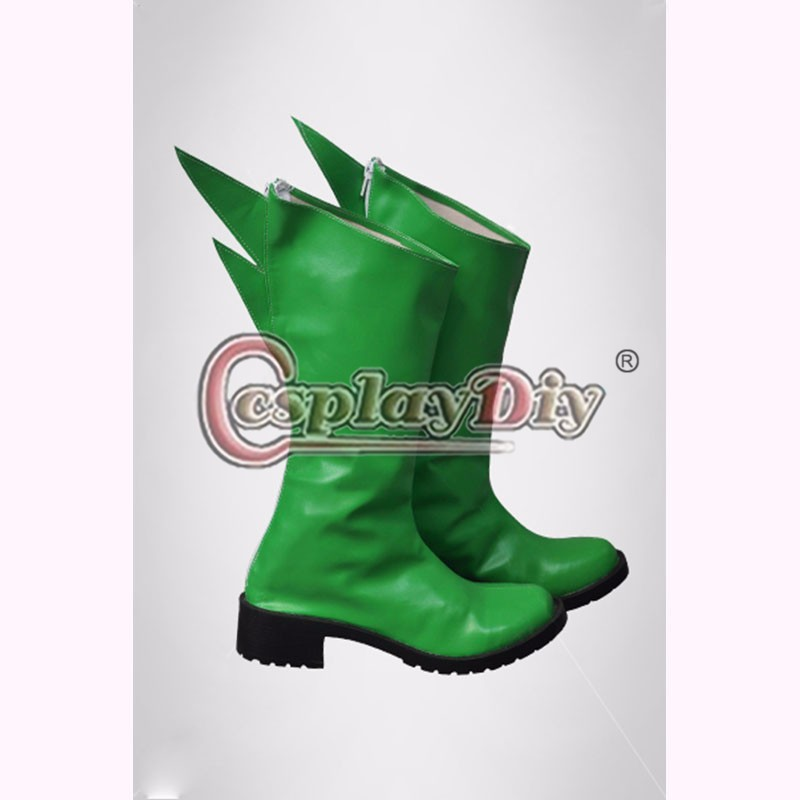 Batman-Poison-Ivy-Cosplay-Boots-Version-01-003