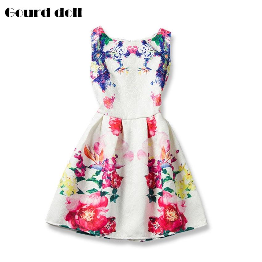 Flower Girls Winter Dress 2016 Girl Children Clothing Brand Clothes Kids Dress for Princess Holiday Party Wedding Toddler Autumn