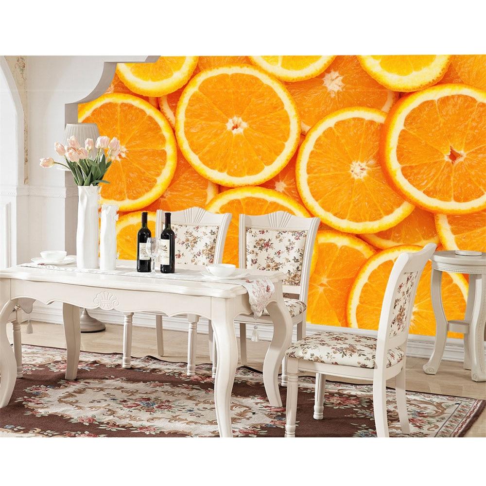 дают обои апельсины для кухни сделать фото после